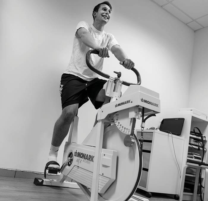 Analisi livello di fitness a Udine